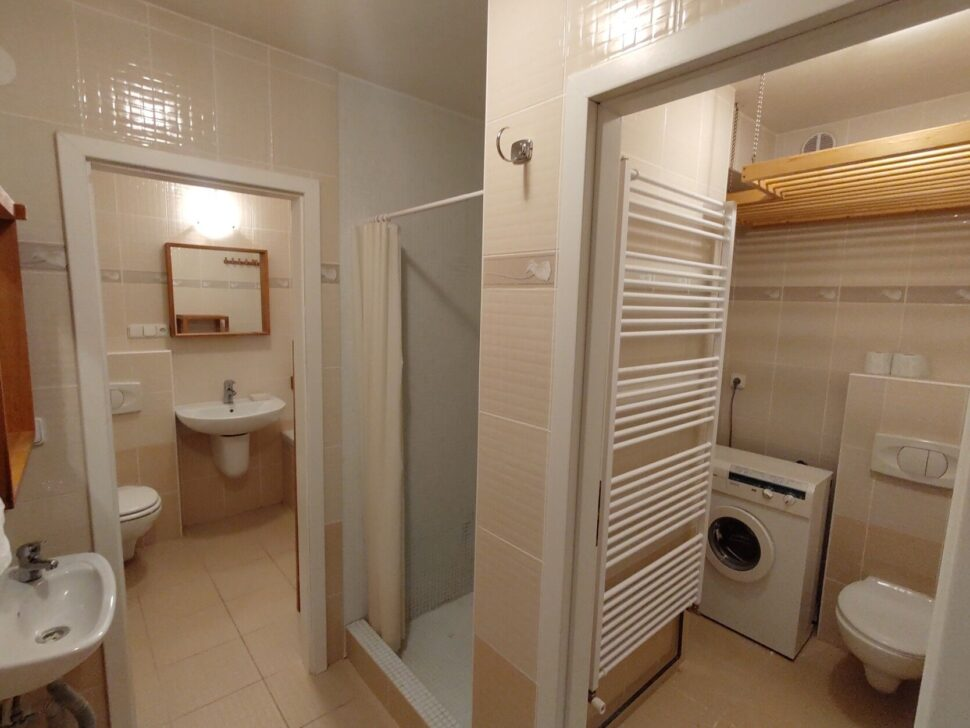 Chata Jawa apartman koupelna2